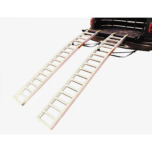 Rampes de chargement en arc