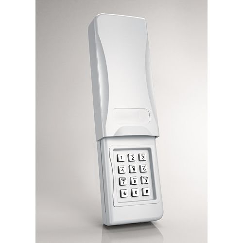Wireless Keypad with Cover for 310 MHz 550 and 800 Garage Door Openers