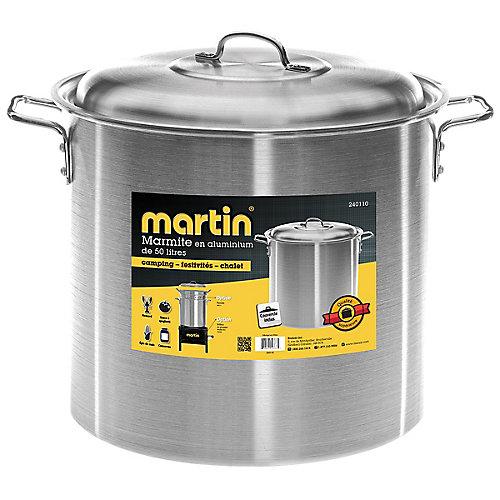 50L Aluminum Pot