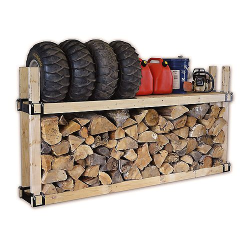 2x4 Rack Structure-Case of (4-Piece)