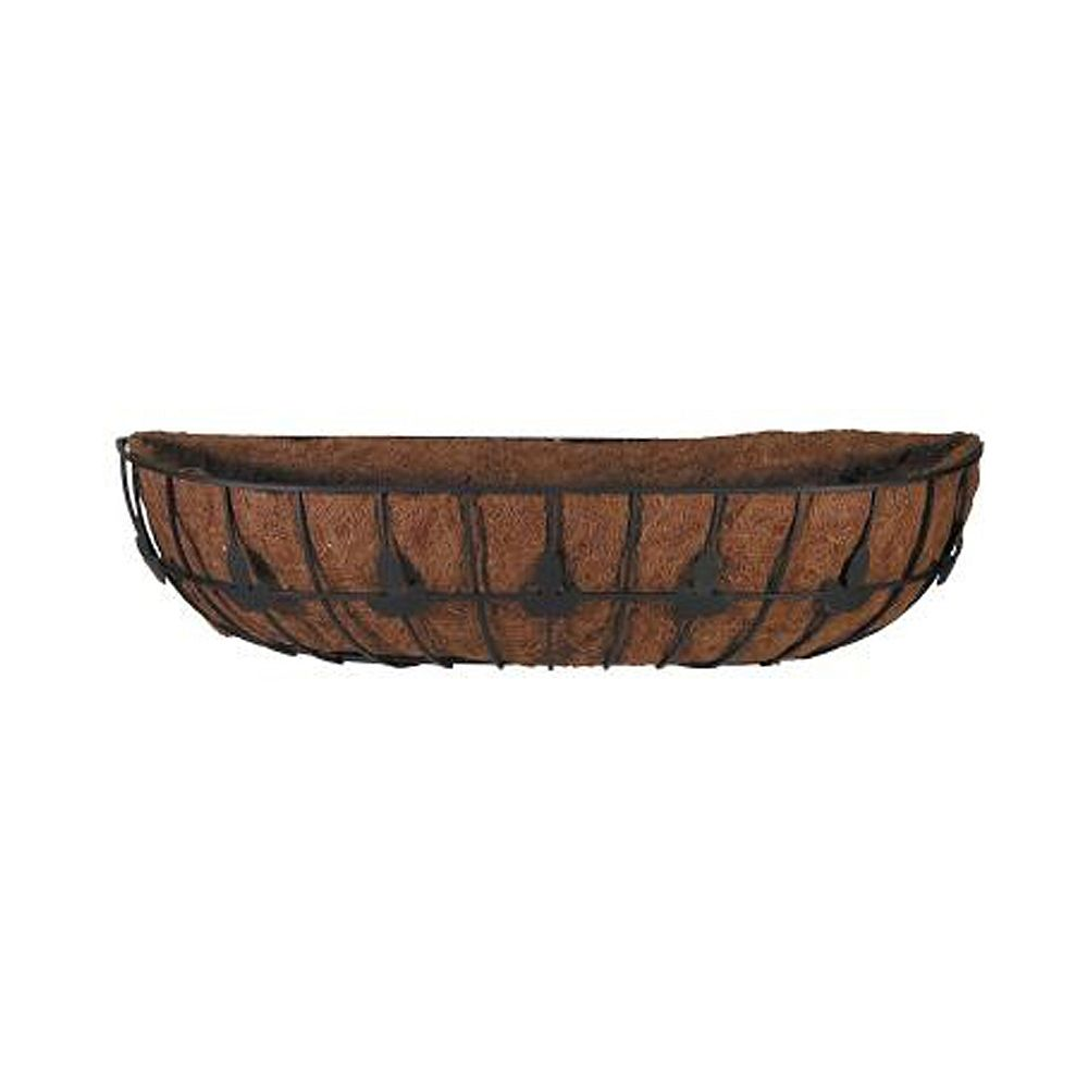 Vigoro 30-inch Maple Leaf Coco Planter