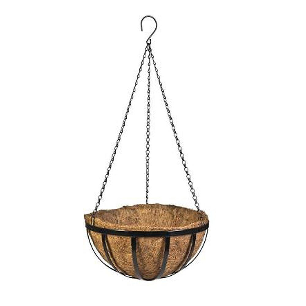 Vigoro 14-inch English Coco Hanging Basket