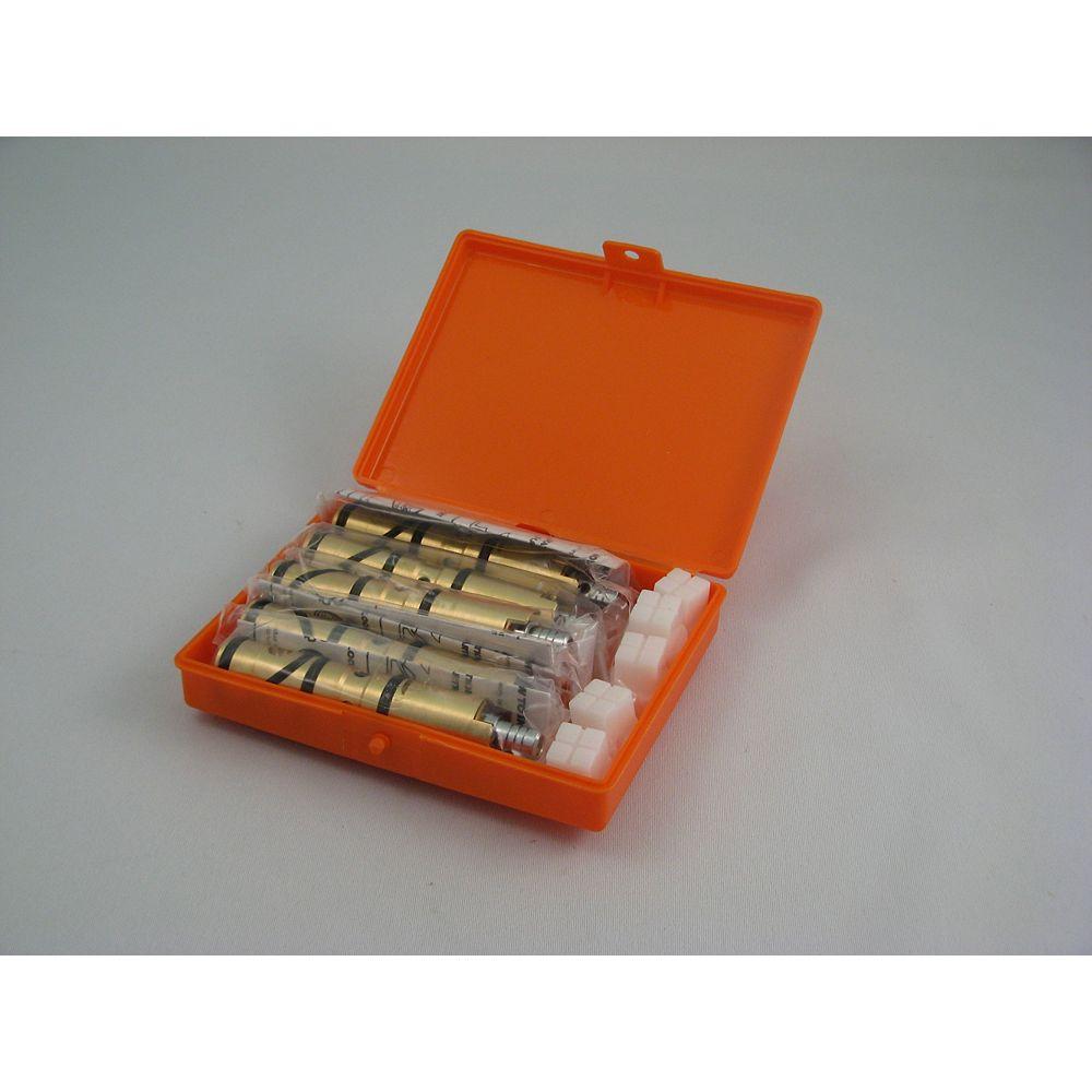 Jag Plumbing Products PACK POUR ENTREPRENEUR: Kit de réparation a 5 pieces pour s'adapter à des robinets qui nécessitent  cartouches de marque: MOEN* ref # 1200B *