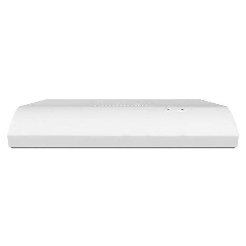 30-inch Under Cabinet Range Hood in White