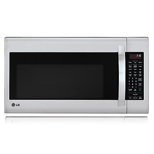 2.0 cu. ft. Over-the-Range Microwave with EasyClean Interior in Stainless Steel