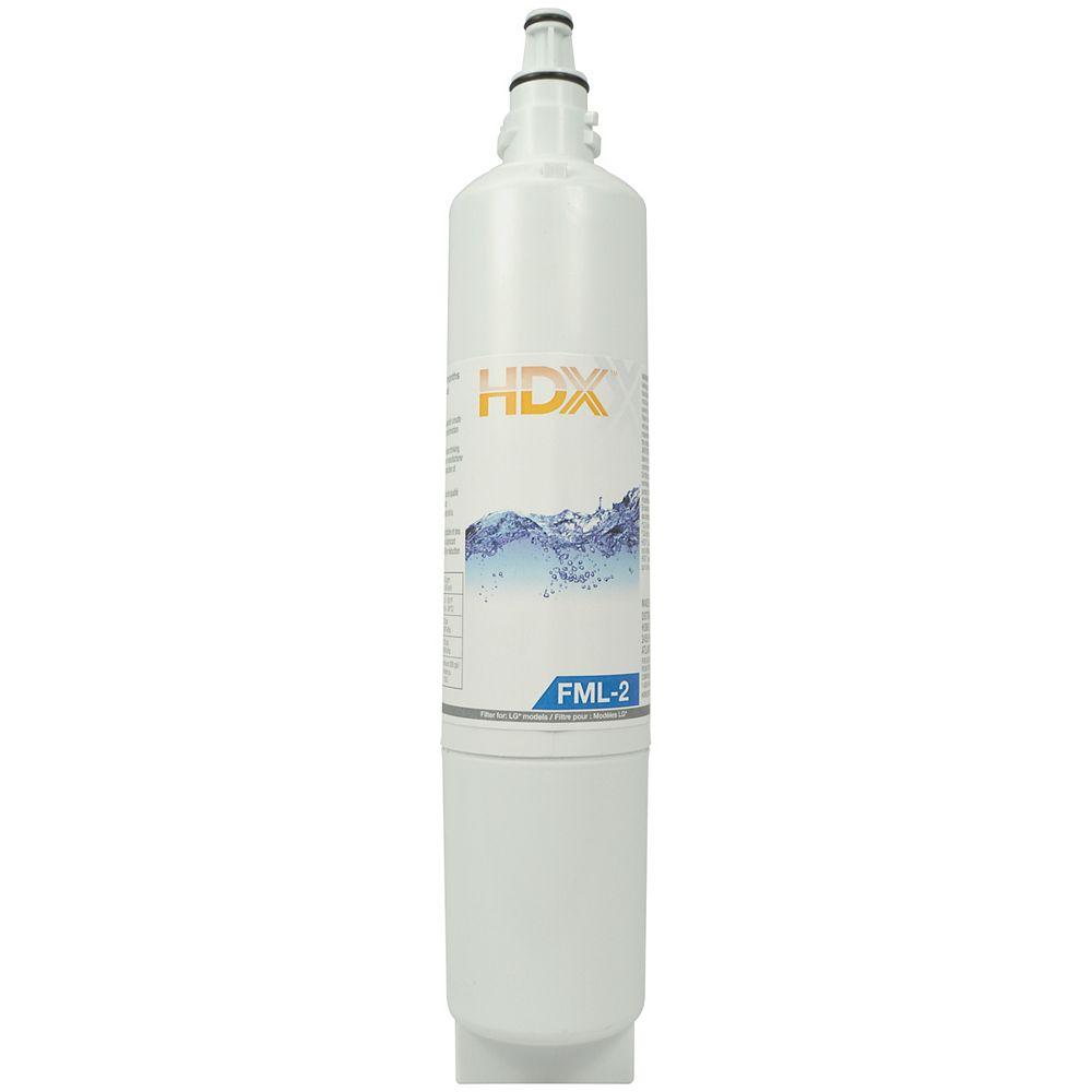 HDX Filtre FML-2 remplace le filtre  LG LT600P