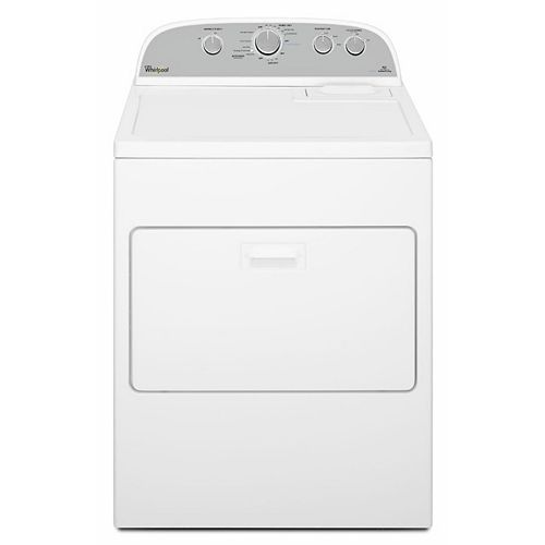 7.0 cu. ft. High Efficiency Dryer with Steam Refresh Cycle in White
