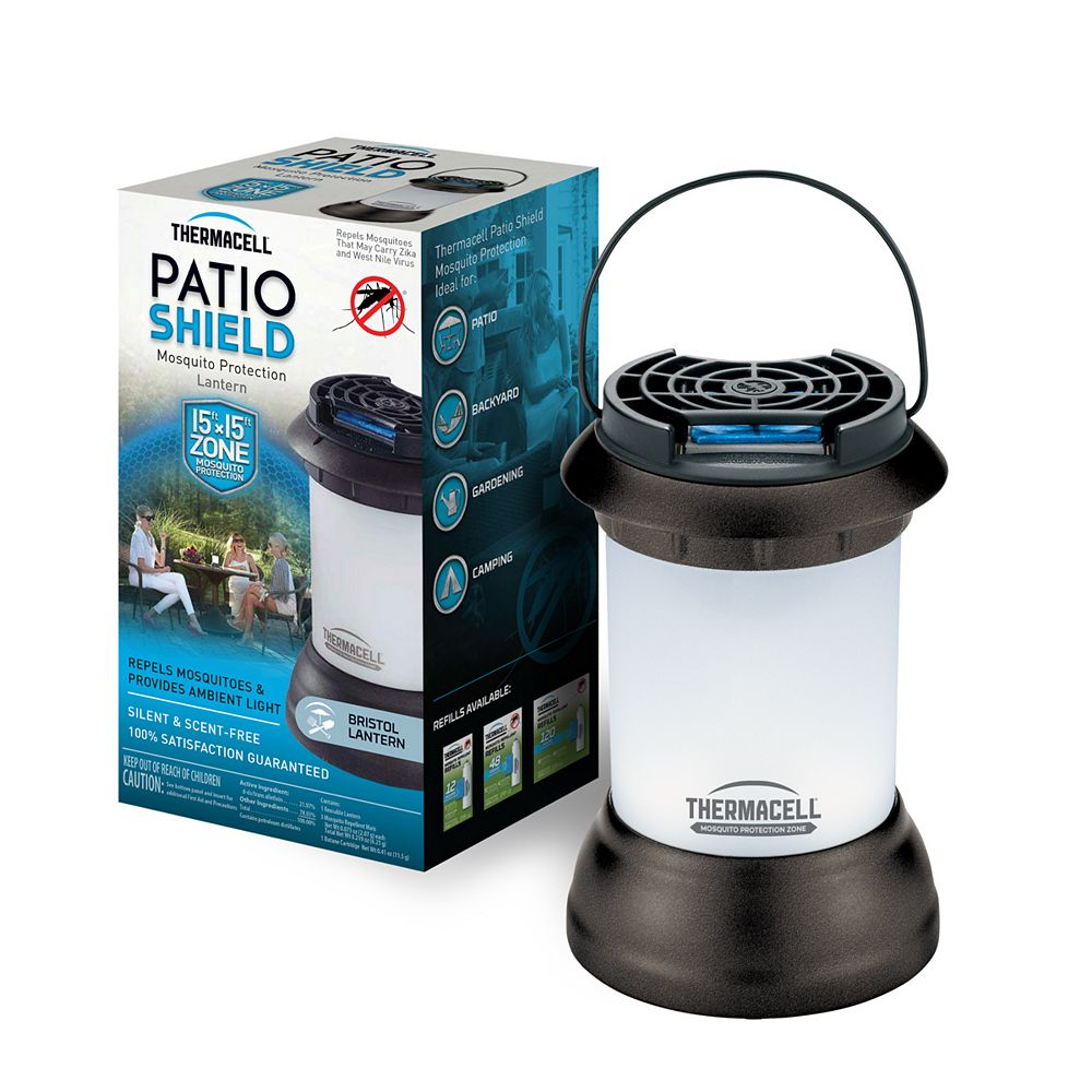 ThermaCELL Patio Shield Mosquito Protection Lantern