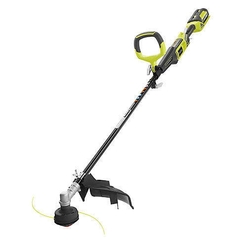 40V Lithium-Ion Cordless Attachment Capable String Trimmer - 2.6 Ah Battery and Charger Included