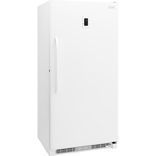 21 cu. ft. Frost Free Upright Freezer in White - ENERGY STAR®