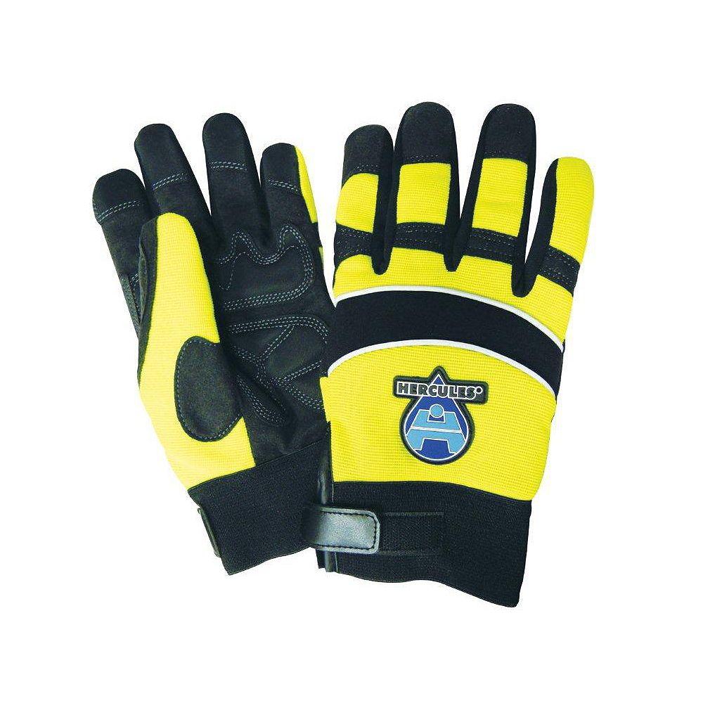 Hercules Mechanic's Style Winter Lined Work Glove - Size L/10