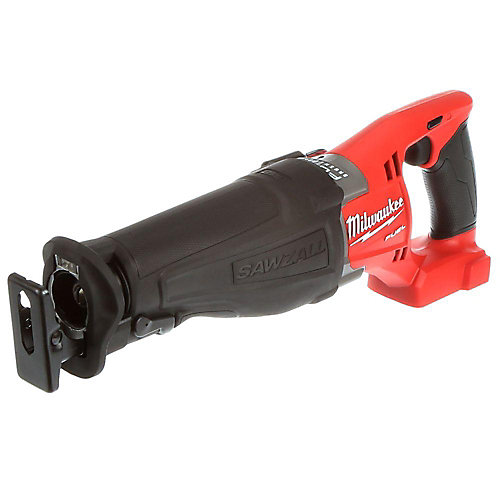 M18 FUEL 18V Li-Ion Brushless Cordless SAWZALL Reciprocating Saw (Tool-Only)