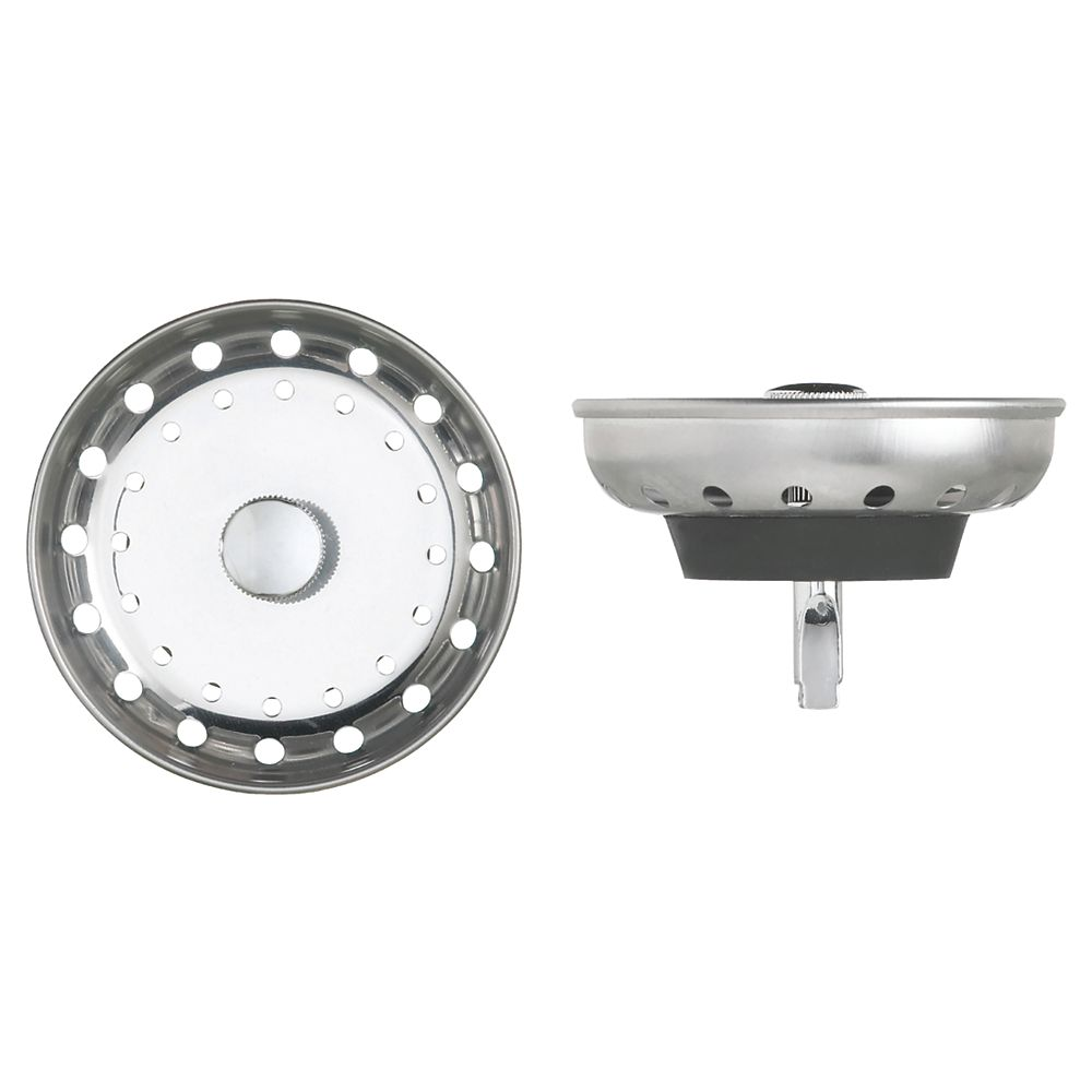 Wessan Unibody Basket Complete Strainer Assembly