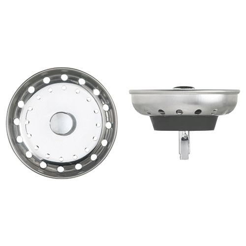 Unibody Basket Complete Strainer Assembly