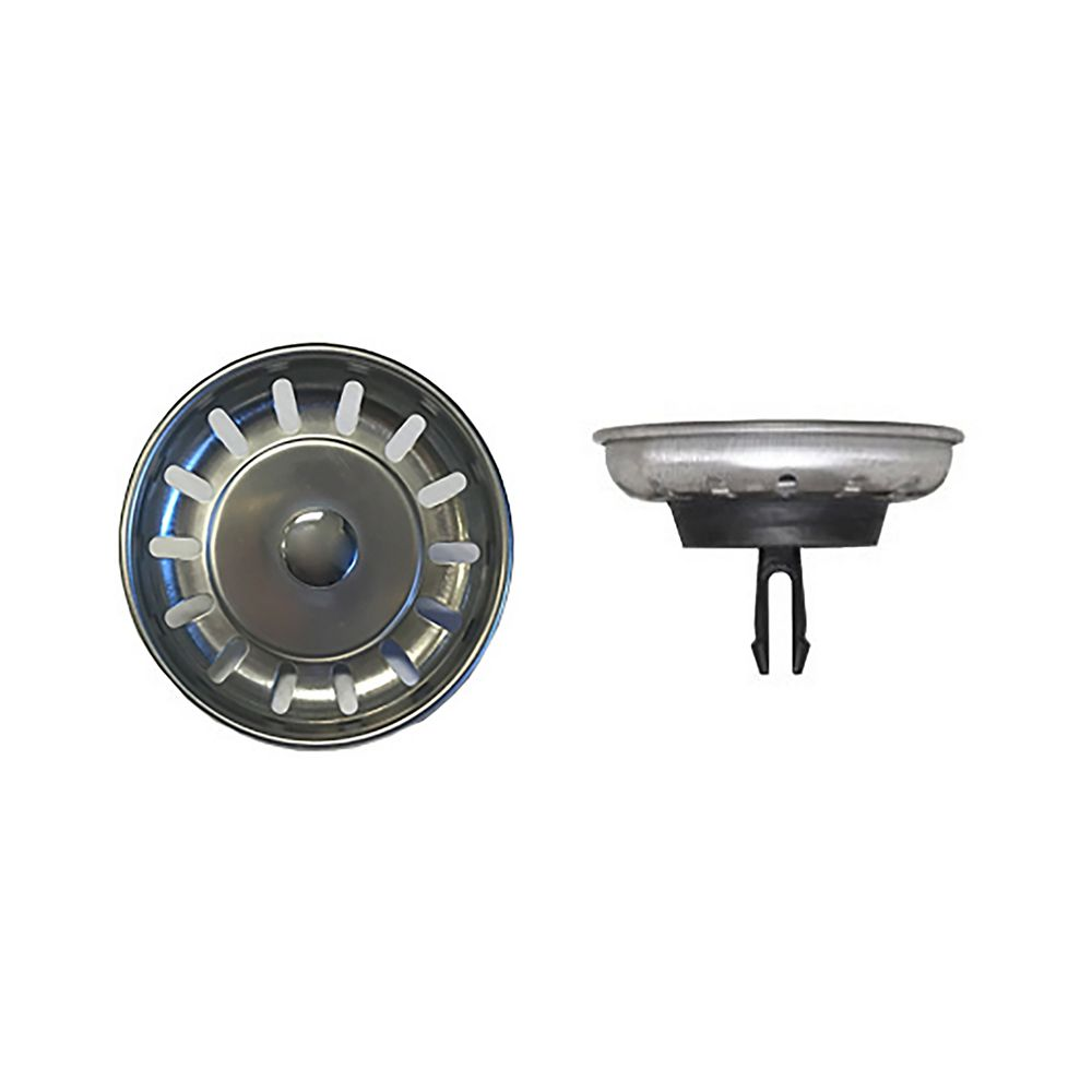 Wessan Two-Step Technology Complete Strainer Assembly