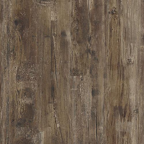 Locking 8.7-inch x 47.6-inch Normandy Oak Natural  Luxury Vinyl Plank Flooring (Sample)