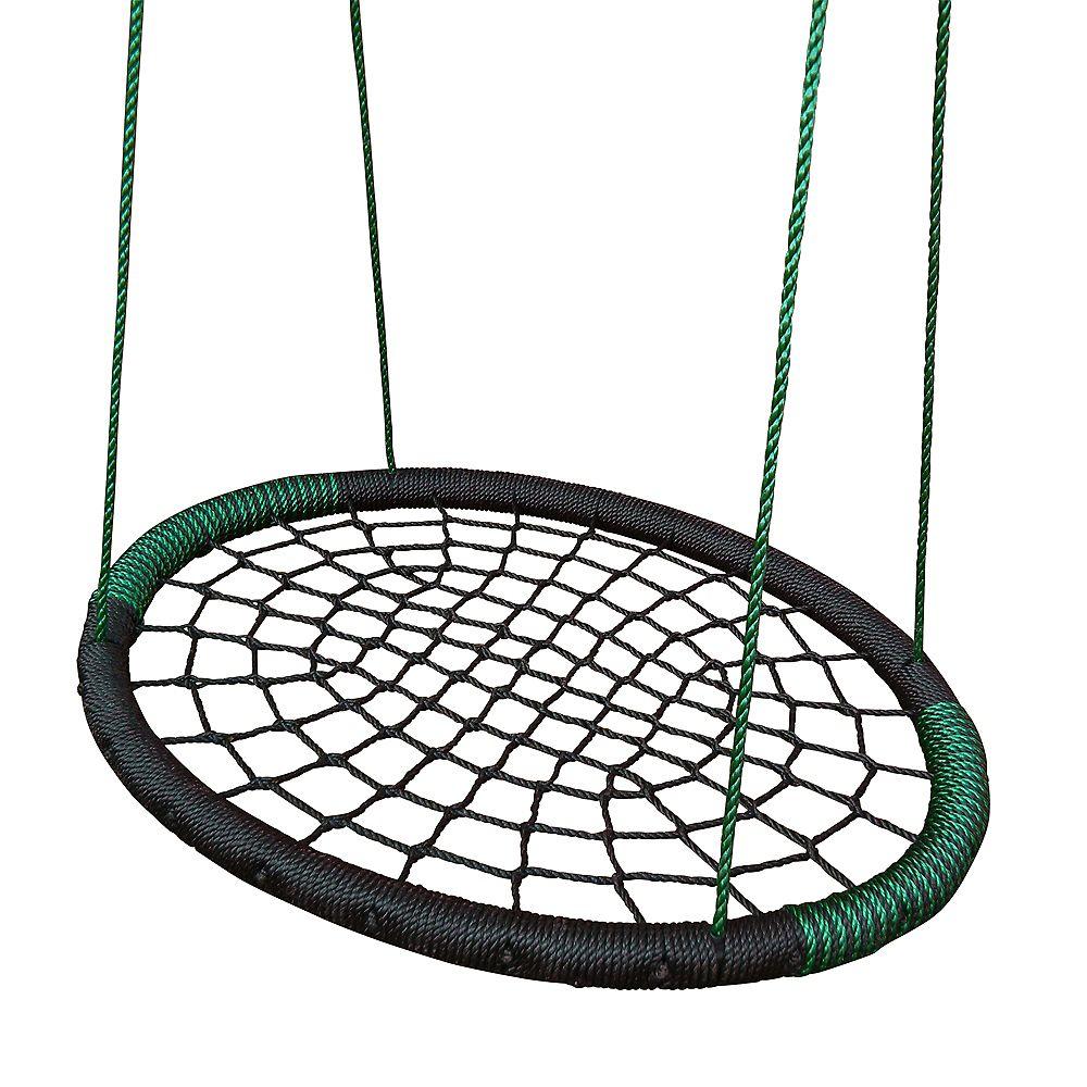 Swing-N-Slide Balançoire Monster Web
