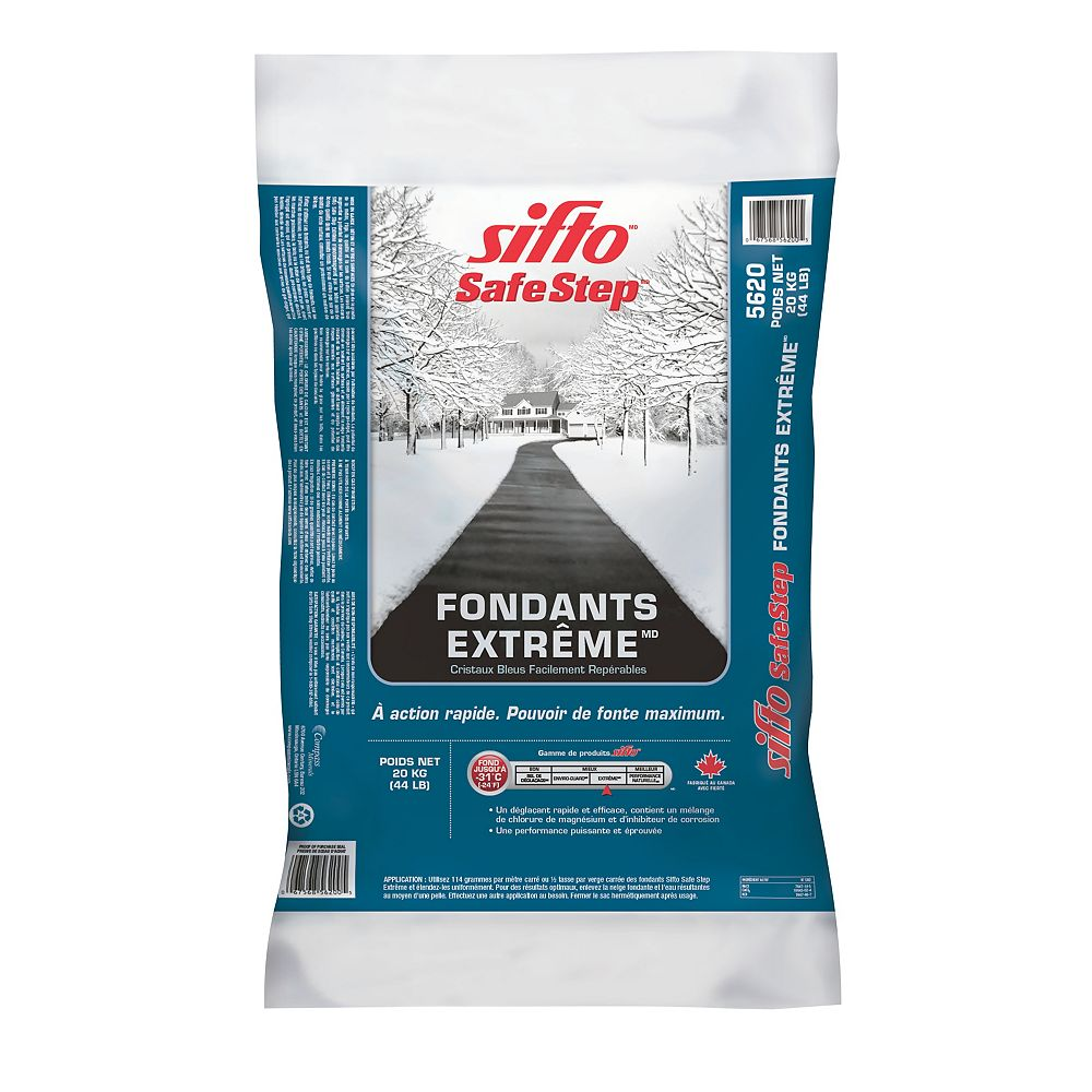 Sifto Safe Step Xtreme Ice Melter (20kg)