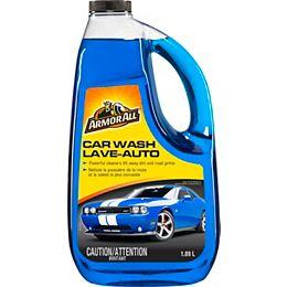 Lave-auto concentré