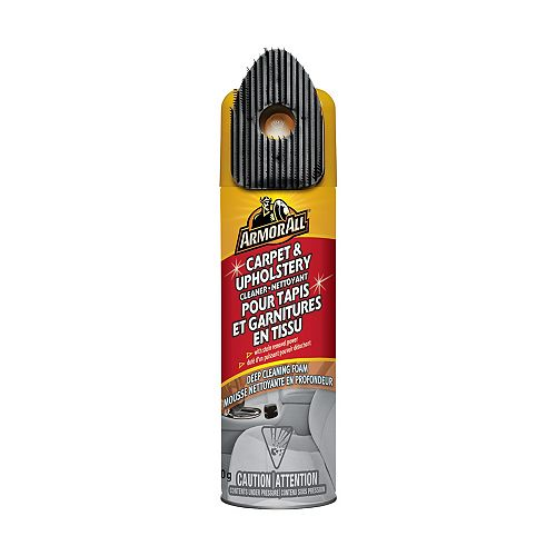 Armor All Carpet & Upholstery Cleaner Aerosol 510g