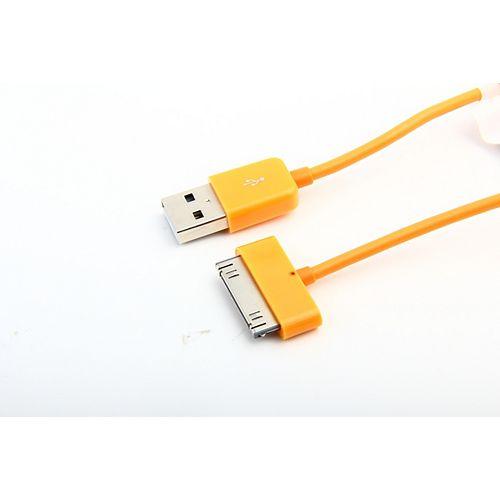 Ce câble vous facilite la vie en permettant la recharge et le transfert de données.