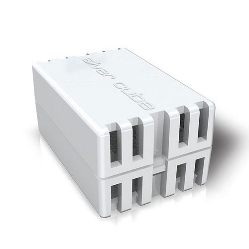 Ionic Silver Cube - Keeps Water Clean In Ultrasonics, Evaporators, Humidifiers And Airwashers