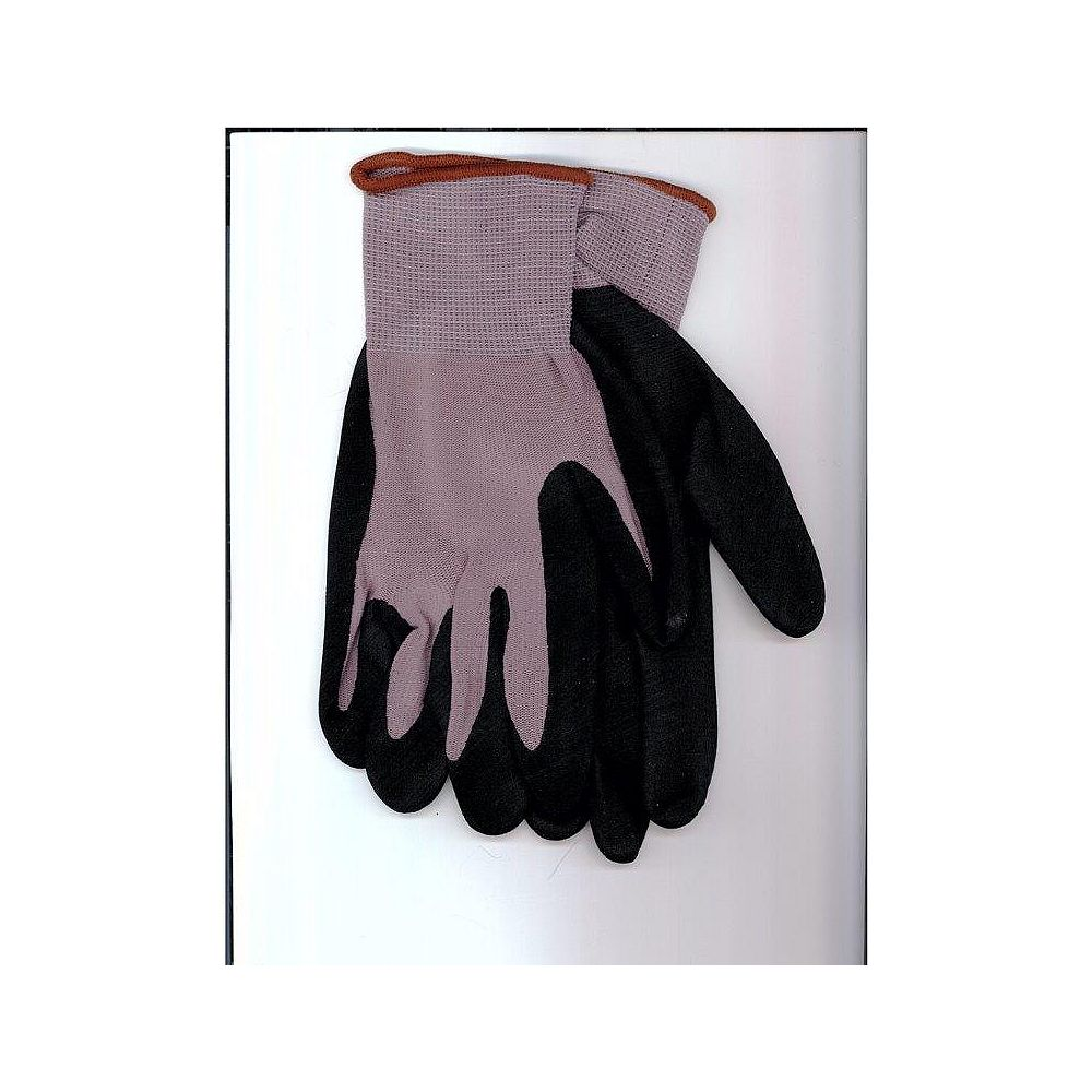 Hercules Nitrile Dipped Nylon Fitted Work Glove - Size L/10