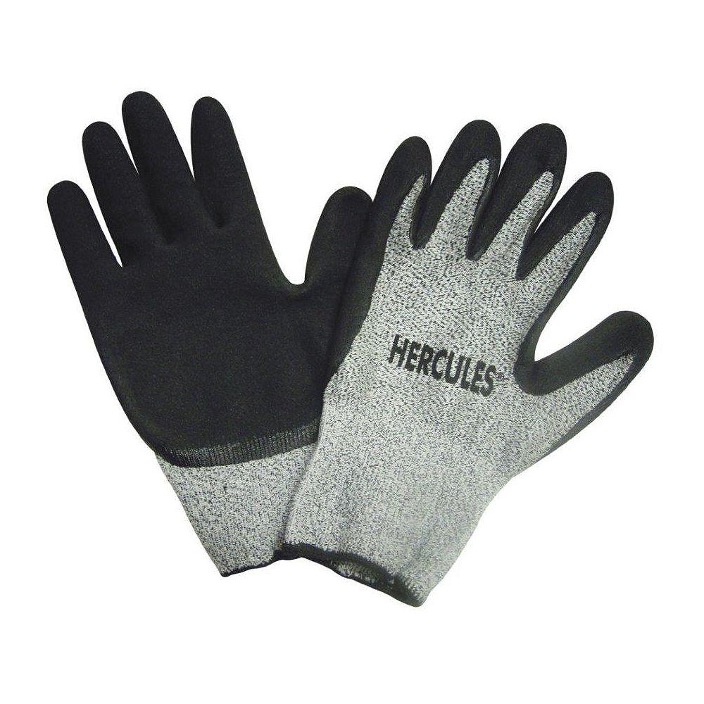 Hercules Cut Resistant Nitrile Dipped Dyneema Knit Work Glove - Size 10