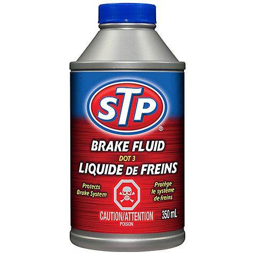 Brake Fluid DOT 3 350ml
