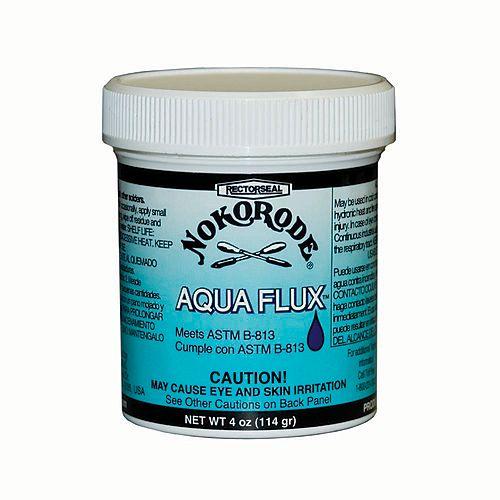 Nokorode Aqua Flux by RECTOR SEAL - 6 units of 4 oz each