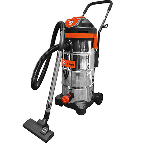 12.5G Stainless Steel Wet/Dry Vac