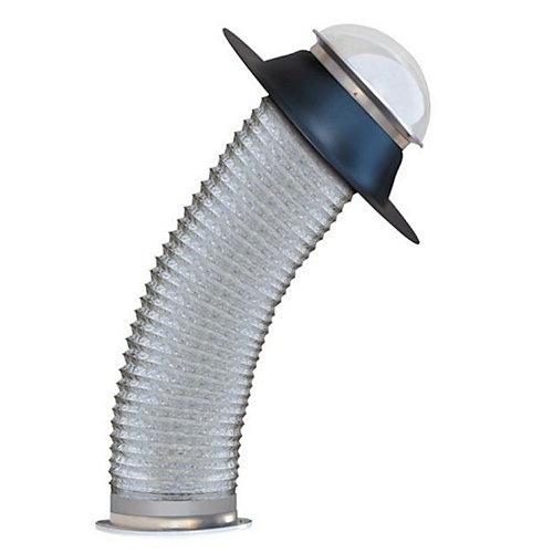 Flexible Sun Tube - Flat Roof - 13 Inch