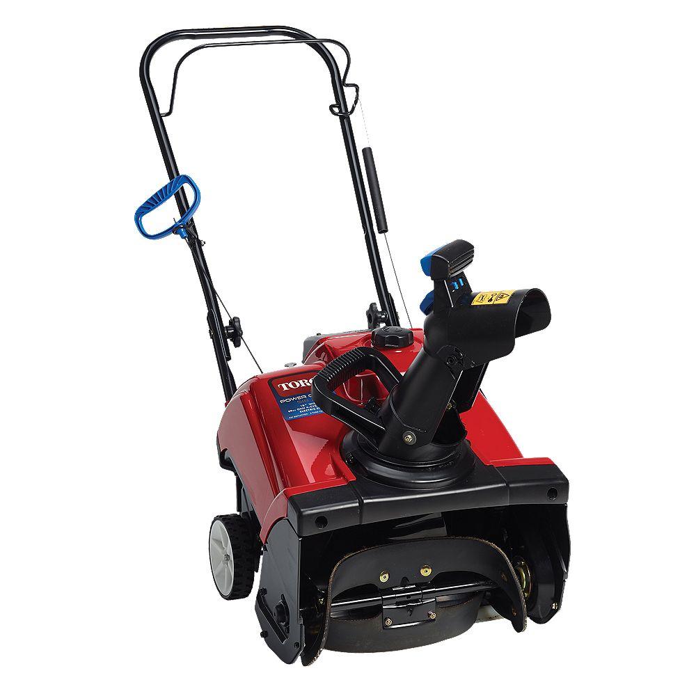 Toro Souffleuse à neige Toro® Power Clear® 518 ZE de 46cm (18 po)