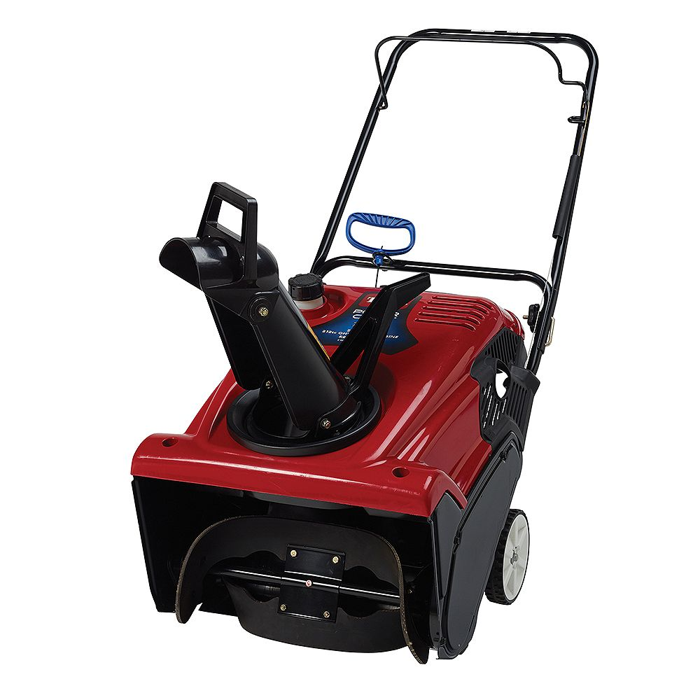 Toro Power Clear 721R Single Stage Gas Snowblower with 21-inch Clearing Width