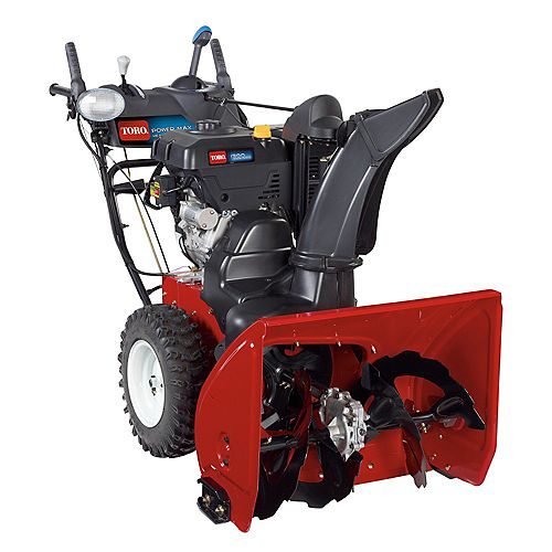 Power Max HD 928 OHXE 2-Stage Electric Start Gas Snowblower with 28-inch Clearing Width