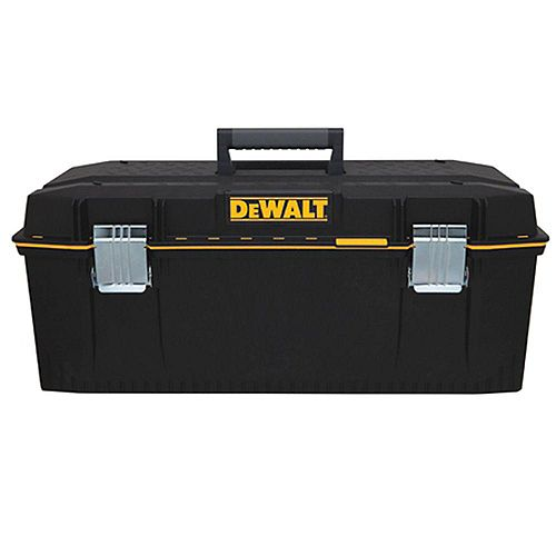 DEWALT 28-Inch Water Seal Tool Box