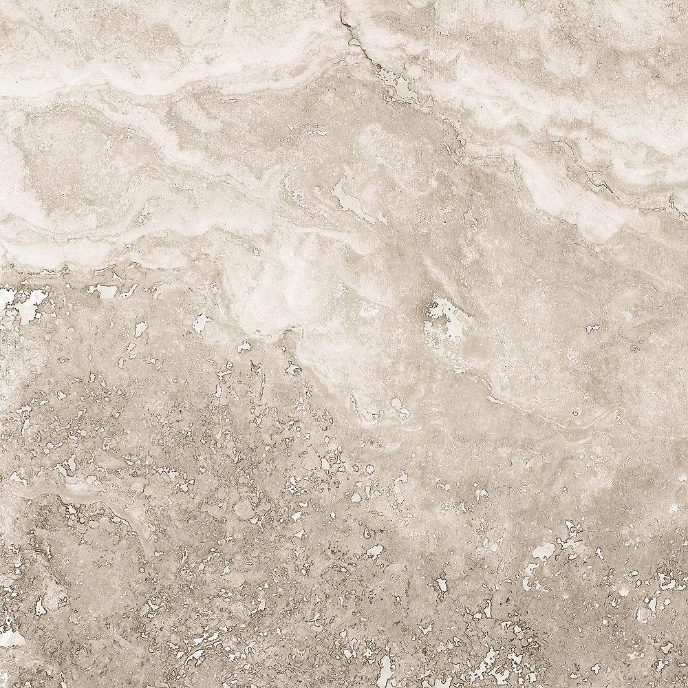 Eliane Rogini Beige 13 Pouce X 13 Pouce Grès Cérame Émaillé pour Mur et Sol (17.65 Pi2/Boîte)