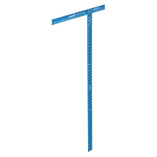 48 in. Drywall T-Square