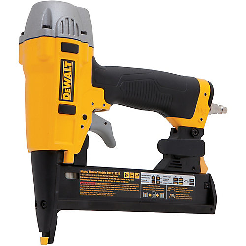 Trim Compressor and Nail Gun