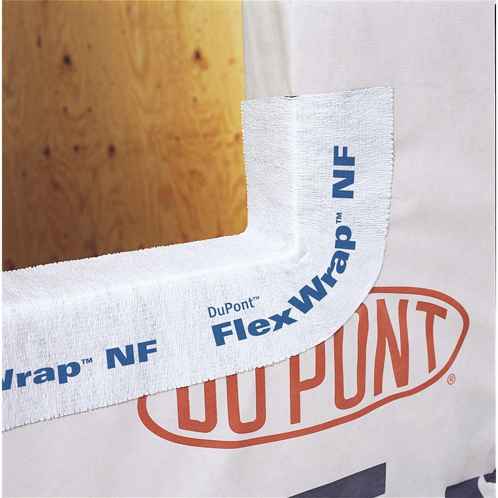 DuPont FlexWrap NF  6 inch. x 75 feet.