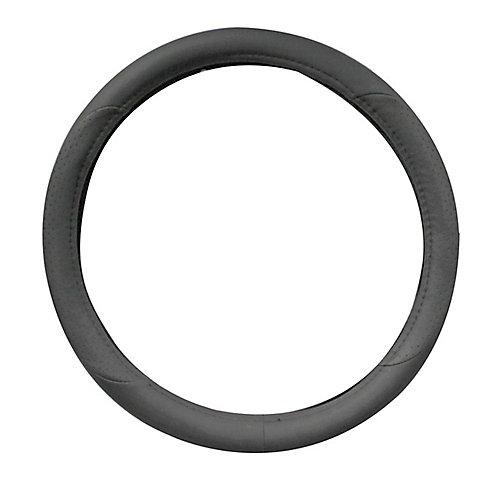 Steering Wheel Cover Grey
