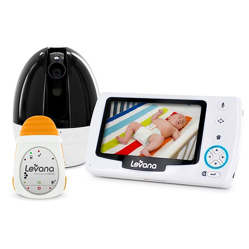 Stella 4.3 inch. LCD with Oma Baby Video and Movement Monitorinchg System