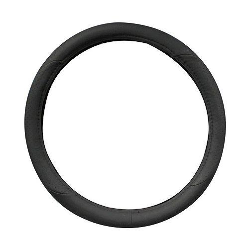 Steering Wheel Cover Black