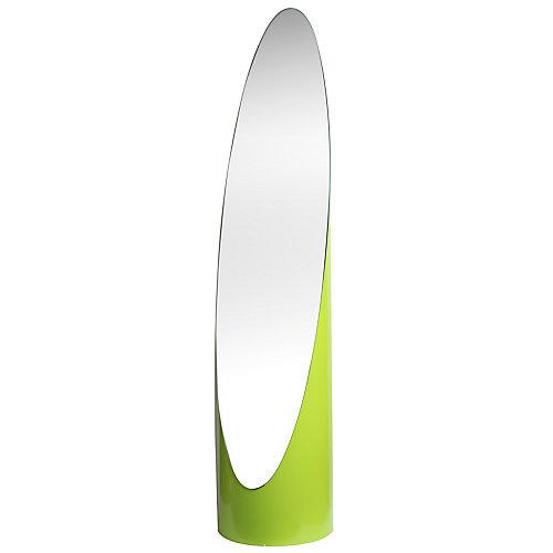Mila - miroir psyché - vert