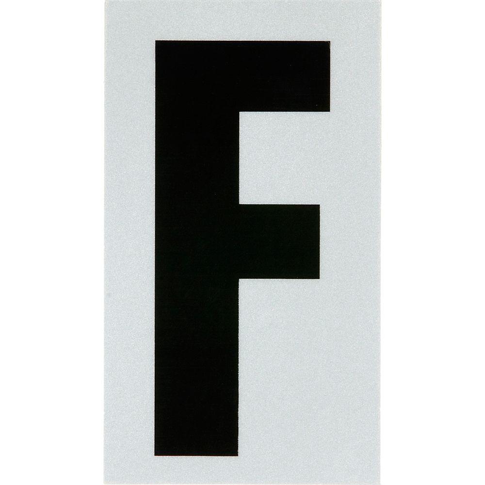 Hillman 2 Inch Black & Silver Reflec Mylar F