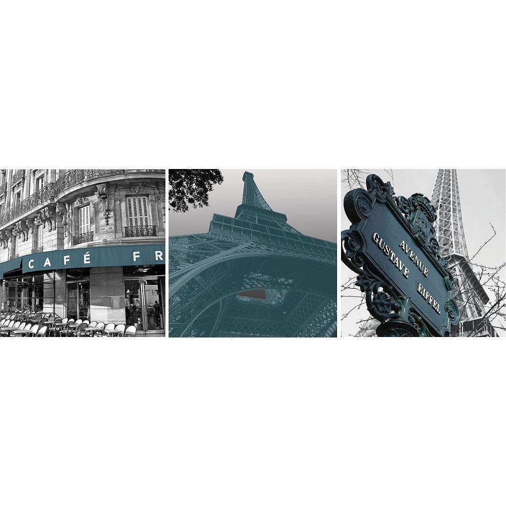 nexxt Shutter 12X12 (Set of 3)- Paris