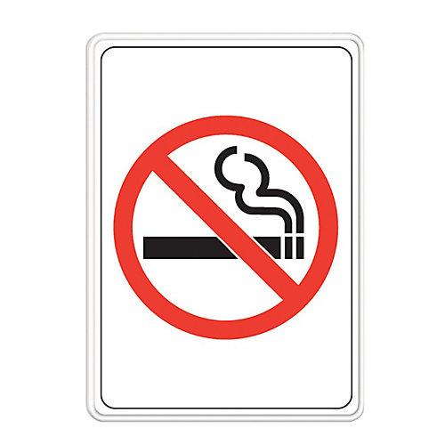 """Affiche """"Ne Pas Fumer"""" 5 X 7 Po"""