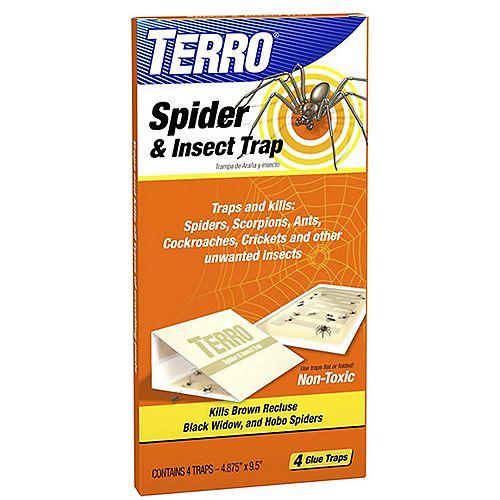 Piège à araignées et à insectes TERRO