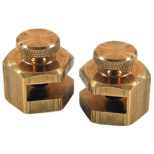 Brass Stair Gauges 2Pk