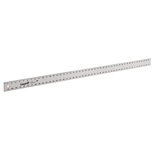 48 in. Aluminum Straight Edge